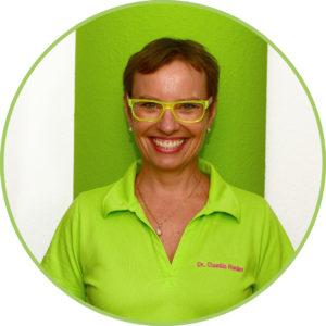 Zahnärztin Dr. med. dent. Claudia Rieder
